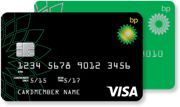 BP VISA card
