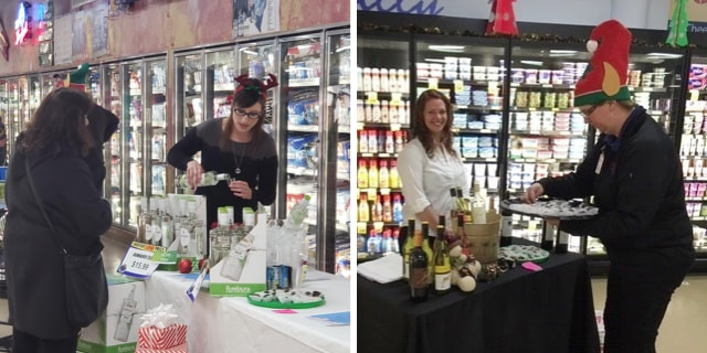 Food & Beverage Samplings