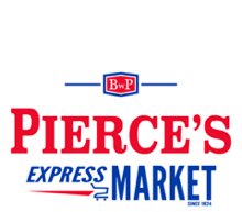 Pierce's Express Market Logo