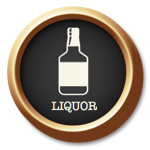 Liquor Button