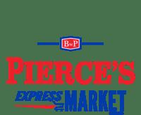 Pierce's Express Market Logo