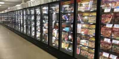 Frozen Foods Department