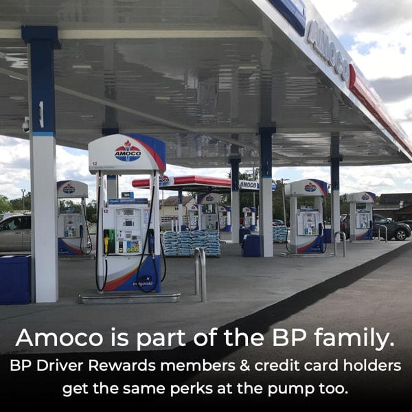Baraboo Amoco BP Gas Satation