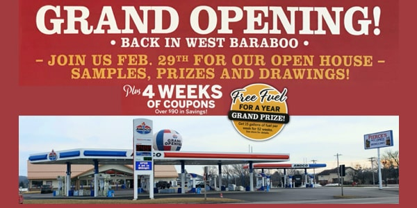 Pierce's West Grand Opening